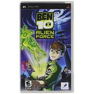 Ben 10 Alien Force Sony For PSP UMD - EE706246