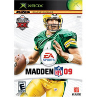 Madden NFL 09 Xbox For Xbox Original Football - EE706248