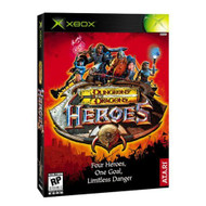 Dungeons And Dragons: Heroes For Xbox Original RPG - EE706255