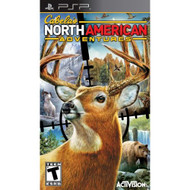 Cabela's North American Adventures 2011 Sony For PSP UMD - EE706267