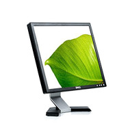 Dell E176FPC Dell 17 Inch Black Flat Panel LCD Monitor Monitor - EE706282