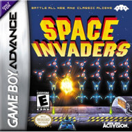 Space Invaders For GBA Gameboy Advance - EE706291