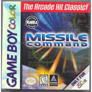 Missile Command On Gameboy - EE706306