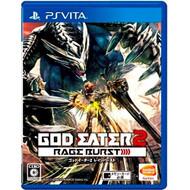 God Eater 2 Rage Burst Psvita Japanimport For Ps Vita - EE706320