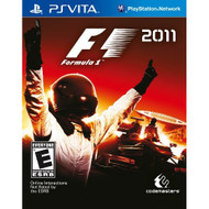 F1 2011 PlayStation Vita For Ps Vita Racing - EE706322