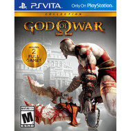 God Of War Collection PlayStation Vita For Ps Vita - EE706326