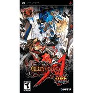 Guilty Gear Xx Accent Core Plus Sony For PSP UMD Fighting - EE706351