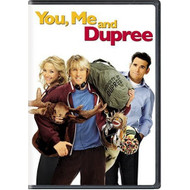 You Me And Dupree On DVD With Owen Wilson Comedy - XX706418