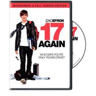 17 Again On DVD With Zac Efron - XX706420