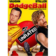 Dodgeball: A True Underdog Story Unrated Edition On DVD With Ben - XX706422