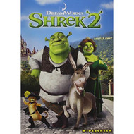 Shrek 2 Widescreen Edition On DVD With Mike Myers Anime - XX706443
