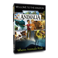 Animalia: Welcome To The Kingdom Standard Def On DVD With Christopher - XX706458