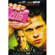 Fight Club Single On DVD With Edward Norton - EE706462