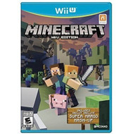 Minecraft: Edition Standard Edition For Wii U With Manual and Case - EE706494