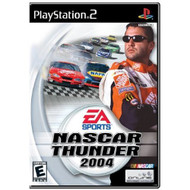 NASCAR Thunder 2004 For PlayStation 2 PS2 Racing - EE706502