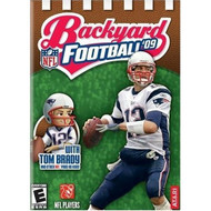 Backyard Football 2009 For PlayStation 2 PS2 With Manual and Case - EE706658