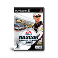 NASCAR 2005 Chase For The Cup For PlayStation 2 PS2 Flight With Manual - EE706671
