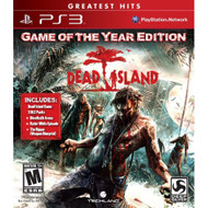 Dead Island: Game Of The Year Edition For PlayStation 3 PS3 Fighting - EE706687