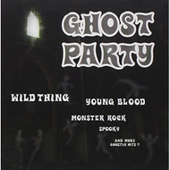 Ghost Party By Ghost Party On Audio CD Album 2002 - EE706745