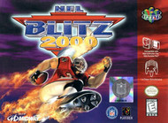 NFL Blitz 2000 For N64 Nintendo Football - EE706935