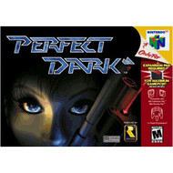 Perfect Dark For N64 Nintendo Shooter - EE706937