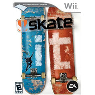 Skate It For Wii With Manual and Case - EE706995