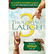 Thou Shalt Laugh 3 Hosted By Sinbad On DVD Comedy - EE707027