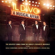 Musical Affair By Il Divo On Audio CD Album 2013 - DD633661