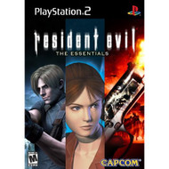 Resident Evil Essentials Collection For PlayStation 2 PS2 Shooter - EE707062