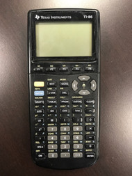 Texas Instruments TI-86 Graphing Calculator - EE707098