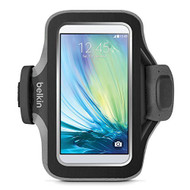 Belkin Slim-Fit Armband For Samsung Galaxy S6 And Galaxy S6 Edge Black - EE707137