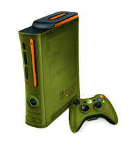 Xbox 360 Console Halo 3 Special Edition With HDMI Halo 3 Home AQK348 - EE707138