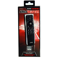 Bluwave Infrared Remote For PlayStation 3 PS3 Black 83040 - EE707151