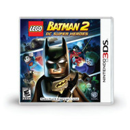 Lego Batman 2: DC Super Heroes Nintendo For 3DS - EE707162