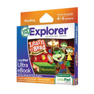 Leapfrog LeapPad Ultra Ebook Learn To Read Collection: Mysteries Works - EE707186