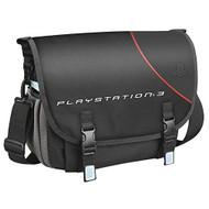 System Messenger Bag For PlayStation 3 PS3 Case Cover Black Fitted - EE707188