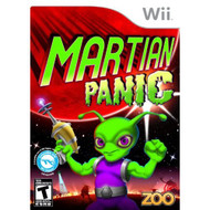 Martian Panic For Wii Shooter - EE707213