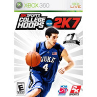 College Hoops 2K7 For Xbox 360 Basketball - EE613132