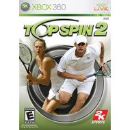 Top Spin 2 For Xbox 360 Tennis - EE596648