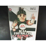 NCAA Football 09 All-Play For Wii - EE707241