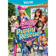 Barbie And Her Sisters: Puppy Rescue For Wii U - EE707259
