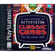 Classic Games For The Atari 2600 For PlayStation 1 PS1 Arcade - EE707285