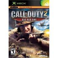 Call Of Duty 2 Big Red One Xbox For Xbox Original COD - EE707312