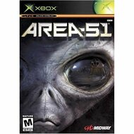 Area 51 Xbox For Xbox Original - EE707318