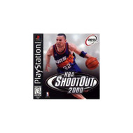 NBA Shootout 2000 For PlayStation 1 PS1 Basketball With Manual and - EE707338