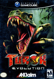Turok: Evolution For GameCube Shooter With Manual and Case - EE707368