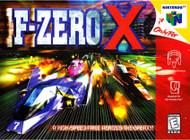 F-Zero X For N64 Nintendo Racing - EE707398