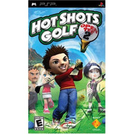 Hot Shots Golf: Open Tee 2 Sony For PSP UMD With Manual and Case - EE707559