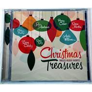 Christmas Treasures: Timeless Holiday Favorites By Julie Andrews Elvis - EE549344