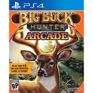 Big Buck Hunter PS4 For PlayStation 4 Shooter - EE707601